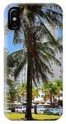 South Beach Miami Beach IPhone Case