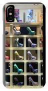 South Beach Walking Shoes IPhone Case