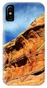 South Coyote Buttes 6 IPhone Case