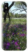 South Texas Meadow IPhone Case