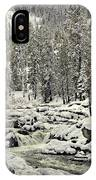 South Yuba River IPhone Case