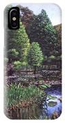 Southampton Hillier Gardens IPhone Case