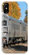 Southbound At Sloatsburg IPhone Case