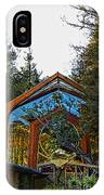 Southern California's Wafarers Chapel 3 IPhone Case