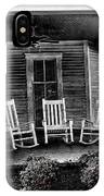 Southern Front Porch 1 IPhone Case