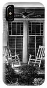 Southern Front Porch 2 IPhone Case