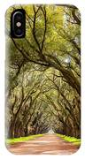 Southern Journey Paint IPhone Case