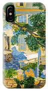 Southern Life By Stan Bialick IPhone Case