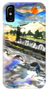 Southern River Dam					 IPhone Case