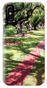 Southern Shadows IPhone Case