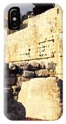 Southern Temple Mount IPhone Case