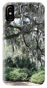 Southern Trees IPhone Case