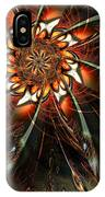 Sowing Seeds IPhone Case