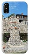 Sozopol Fortress Wall  IPhone Case