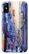 Spain Series 10 Barcelona IPhone X Case