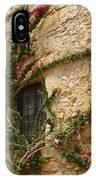 Spanish Church Wall IPhone Case