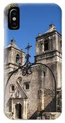 Spanish Mission Trail IPhone Case