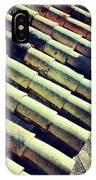 Spanish Shingles II IPhone Case