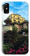 Spanish Steps In Rome IPhone Case