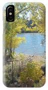Sparkle Lake IPhone Case