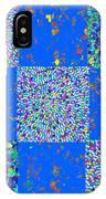Sparkle Mandala Akaash Cosmos Pattern Bluecross Blue Cross Novino Signature   Art  Navinjoshi Artist IPhone Case