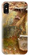 Sparkling Ford IPhone Case
