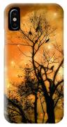 Sparkling Stars Light The Sky IPhone Case