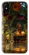 Sparkling Merry Exuberant Decorations IPhone Case