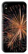 Sparky Flower IPhone Case