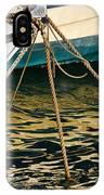 Sparrow At Lyme Regis IPhone Case