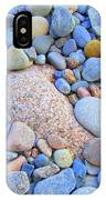 Speckled Stones IPhone Case