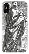 Speusippus, Ancient Greek Philosopher IPhone Case