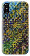 Spex Pseudo Abstract Art IPhone Case