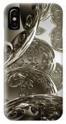 Spheres, No. 3 IPhone Case