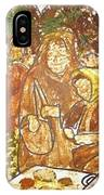 Spice Sellers Of Yugoslavia IPhone Case