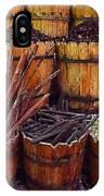 Spices In The Egyptian Market IPhone Case