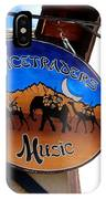 Spicetrader Music IPhone Case