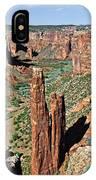 Spider Rock Canyon De Chelly IPhone Case