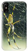 Spidey Busy At Work IPhone Case