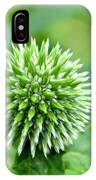 Spiked Out.  IPhone Case