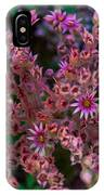 Spiky Flowers IPhone Case