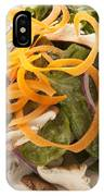 Spinach Salad IPhone Case