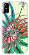 Spiral Garden IPhone Case