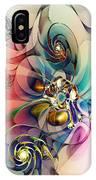 Spiral Mania 3 IPhone Case
