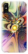 Spiral Mania IPhone Case