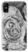 Spiral Rapture 2 IPhone Case