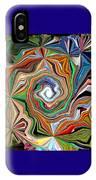 Spiral Splendor IPhone Case
