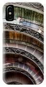 Spiral Staircase No4 IPhone Case