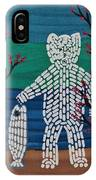 Spirit Bear Bella Coola IPhone Case
