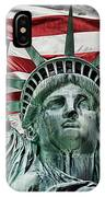 Spirit Of Freedom IPhone Case
